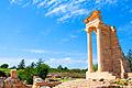 The Sanctuary of Apollo Hylates, Kourion - travels