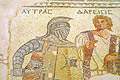 Holiday pictures - The ancient mosaic in Kourion