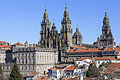 Katedra w Santiago de Compostela - podróże