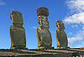 Easter Island - photo stock