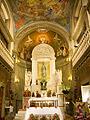Das Innere der Basilika der Jungfrau von Guadalupe - Fotos