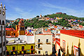 Guanajuato - city and municipality in central Mexico - travels