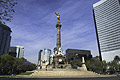 The Angel of Independence in Mexico City - capital of Mexico - photo travels