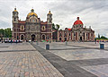 Basilica of Our Lady of Guadalupe - Holiday pictures - Mexico City - capital of Mexico