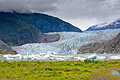 Mendenhall Glacier, Alaska - photo travels