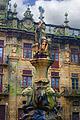 Santiago de Compostela Cathedral - photo stock