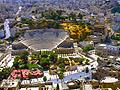 Amman - the capital of the Hashemite Kingdom of Jordan - photos
