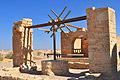 Qasr Amra - Desert castle  - pictures