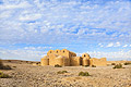 Qasr Amra - Desert castle - photo travels