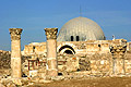 The Citadel in Amman - travels - Umayyad Mosque