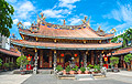 Our tours - Confucius temple in Taipei - the capital of the Republic of China (Taiwan)