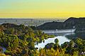 Mulholland Dam - photos - Los Angeles