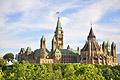 Building Parliament of Canada - photos