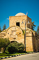 Kumarcilar Khan, Nicosia - the capital of Cyprus - photo stock