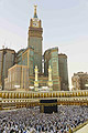 Mecca - photo gallery - The complex holds several world records, the tallest clock tower in the world and the world's largest clock face. The complex's hotel tower became the second tallest building in the world in 2012,