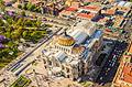 Palacio de Bellas Artes - photos - Mexico City, capital of Mexico