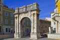 Pula  - pictures - Arch of the Sergii