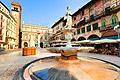 Verona - photography - Piazza delle Erbe