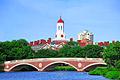 Boston (Massachusetts) - travels - John W. Weeks Bridge