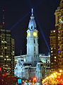 Philadelphia in the Commonwealth of Pennsylvania - travels - City Hall
