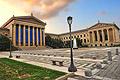 Philadelphia Museum of Art in Philadelphia (the Commonwealth of Pennsylvania ) - pictures