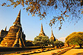 Holiday pictures - Ancient City in Thailand - Ancient Siam