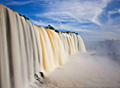 Iguazu Falls - photo stock