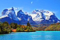 Holiday pictures - Torres del Paine National Park