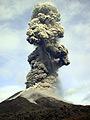 Photos - Kamchatka Peninsula - Karimsky volcano eruption
