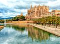 Palma de Mallorca - zdjęcia z wakacji
