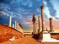 Pergamon - photo stock