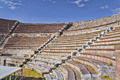 Teater Asclepion - bilder - Pergamon (Bergama)
