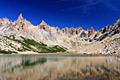 Lake Toncek in Nahuel Huapi National Park - travels