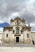 St. Francesco d'Assisi Church - Matera