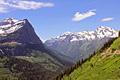 Glacier National Park (U.S.) - photo stock