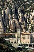 Montserrat Kloster - Fotos