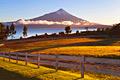 Wulkan Osorno ( 2652 m)  Patagonia - podróże