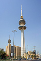 Liberation Tower (Kuwait) - photography