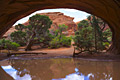 Arches National Park - travels - Navajo Arch