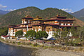 Punakha Dzong (The palace of great happiness or bliss) - photos