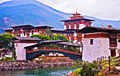 Punakha Dzong (The palace of great happiness or bliss) - photo travels