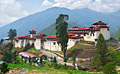 Trongsa Dzong - photos
