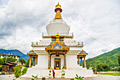 Memorial Chorten (Thimphu Chorten) - the capital and largest city of Bhutan - photography