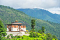 Photos - Monastery in Thimphu ( in the capital and largest city of Bhutan)