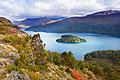 Patagonia  - pictures - lake Mascardi