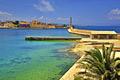 Chania -  Hafenstadt auf der griechischen Insel Kreta - photography
