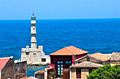Lighthouse in Chania - images - Crete