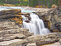 Jasper National Park - photography - Athabasca Falls