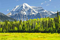 Rocky Mountains - photos