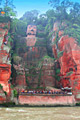 Leshan Giant Buddha  - pictures